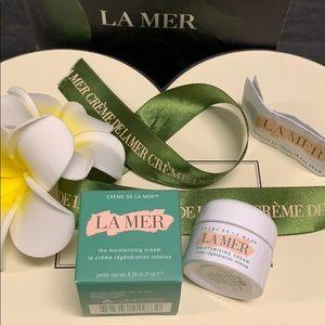 La Mer The Moisturizing Cream 0.24 oz./7 ml. Try!